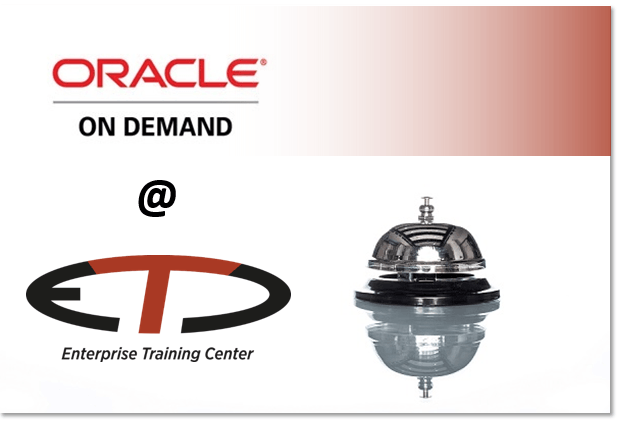 Oracle on Demand at ETC